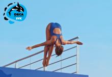 ORCA Bratislava a skoky do vody