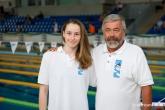 Lucia Šimovičová s trénerom Karolom Máčikom