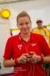 Karolína Balážiková na MS v diaľkovom plávaní 2017