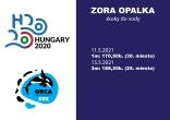 ME Budapest / Zora Opalka / výsledky